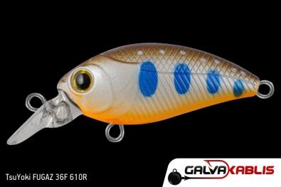 TsuYoki FUGAZ 36F 610R