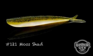 Lunker City Fin-S Fish col121