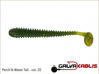 Perchik Wawe Tail - col 20