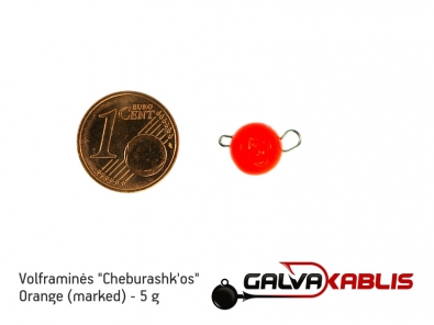 Tungsten Cheburashka Orange 5g