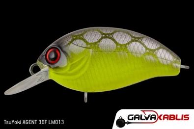 TsuYoki AGENT 36F LM013