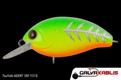 TsuYoki AGENT 36F Y319