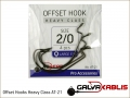 Offset Hooks Heavy Class AT-21 2 0
