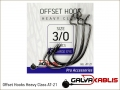 Offset Hooks Heavy Class AT-21 3 0