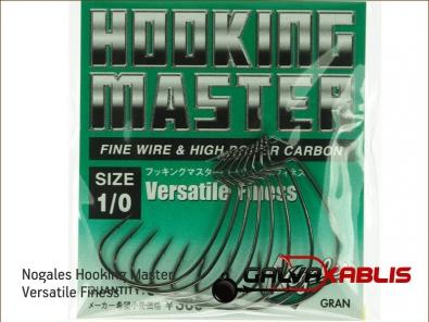 Nogales Hooking Master Versatile Finess 1 0