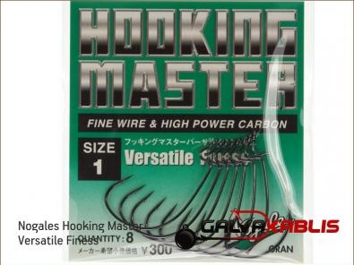 Nogales Hooking Master Versatile Finess 1