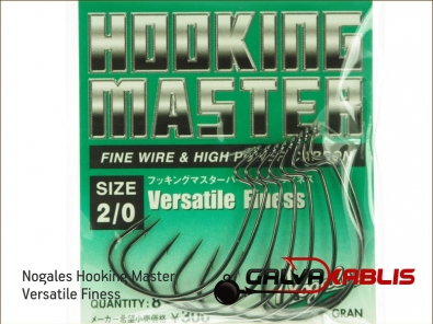 Nogales Hooking Master Versatile Finess 2 0