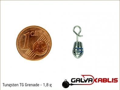 Tungsten TG Grenade - 1.8 g