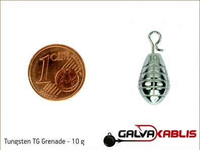 Tungsten TG Grenade - 10 g
