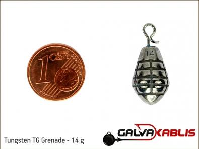 Tungsten TG Grenade - 14 g