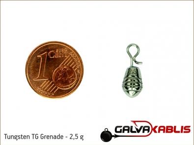 Tungsten TG Grenade - 2.5 g