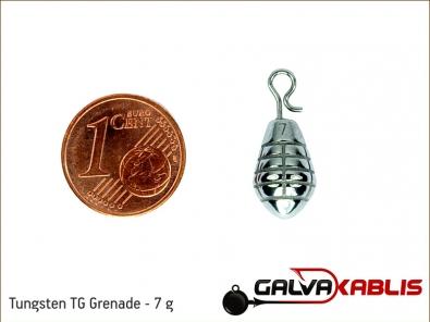 Tungsten TG Grenade - 7 g
