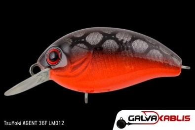 TsuYoki AGENT 36F LM012