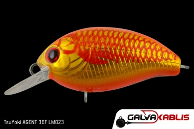 TsuYoki AGENT 36F LM023