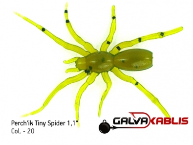 Perchik Tiny Spider col 20
