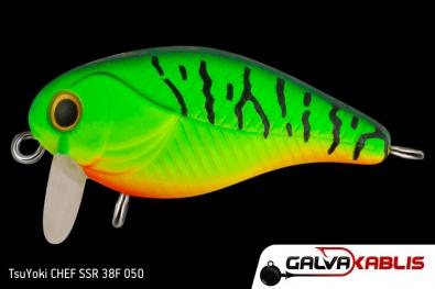 TsuYoki CHEF SSR 38F 050