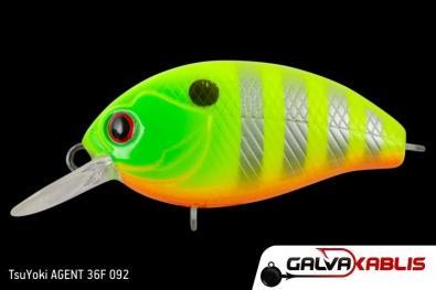 TsuYoki AGENT 36F 092
