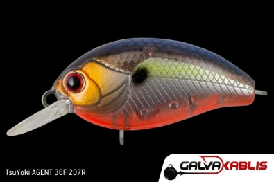 TsuYoki AGENT 36F 207R