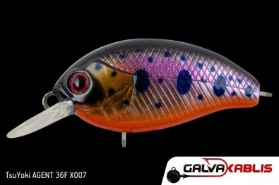 TsuYoki AGENT 36F X007