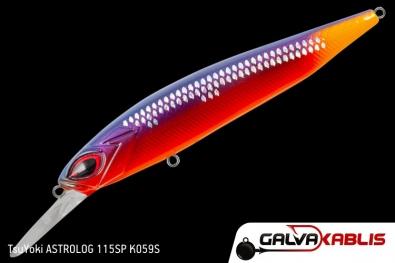 TsuYoki ASTROLOG 115SP K059S