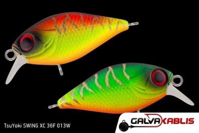 TsuYoki SWING XC 36F 013W