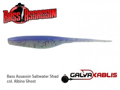 Assassin S.W.Shad Albino Ghost