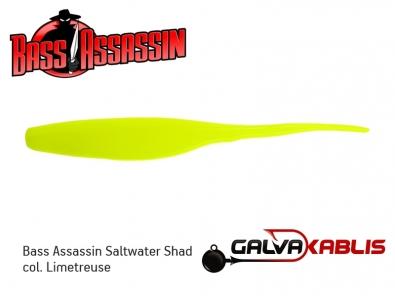 Assassin S.W.Shad Limetreuse