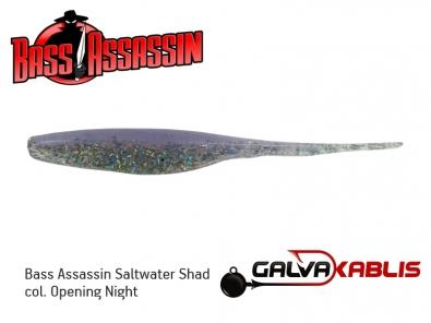Assassin S.W.Shad Opening Night